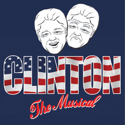 Clinton The Musical. Copyright: BBC.