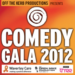 Comedy Gala 2012: In Aid of Waverley Care. Copyright: Watchmaker Productions.