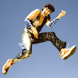 Air Guitar Can Save The World. Dan Crane. Copyright: BBC.