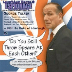 Do You Still Throw Spears at Each Other? - Free. George Telfer. Copyright: The Comedy Unit.