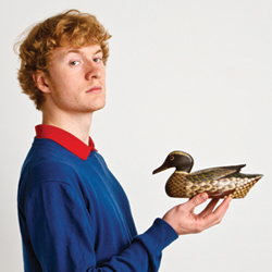 James Acaster - Prompt. James Acaster.