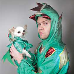 Piff the Magic Dragon in ... Jurassic Bark. John Van Der Put. Copyright: Carnival Films.