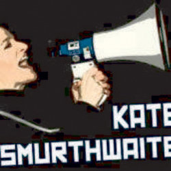 The News at Kate 2012. Kate Smurthwaite.