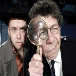People Show 121: The Detective Show. Copyright: BBC.