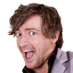 Rhys Darby - This Way To Spaceship