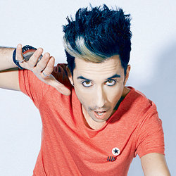 Russell Kane: Posturing Delivery. Russell Kane.