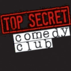 The Top Secret Comedy Club. Copyright: BBC.