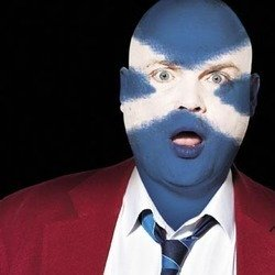 Al Murray The Pub Landlord's Compete For The Haggis Independence Special!. Al Murray.