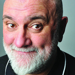 Alexei Sayle. Alexei Sayle. Copyright: Komedia Entertainment / Baby Cow Productions.