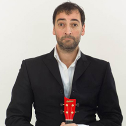 Alistair McGowan: Damn Labels!. Alistair McGowan. Copyright: Jarvis and Ayres Productions.