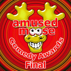 Amused Moose Comedy Awards Final. Copyright: BBC.