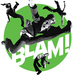 BLAM!. Copyright: Above The Title Productions.