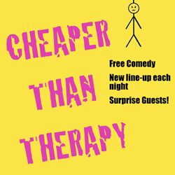 Cheaper Than Therapy. Copyright: BBC / Little Comet.