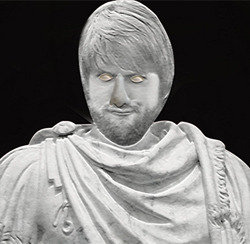 A Complete and Comprehensive History of the Roman Empire in Less Than an Hour - With Jokes. Ed O'Meara.