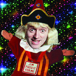 Jimmy Savile: The Punch and Judy Show. Copyright: London Films.