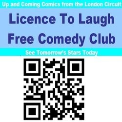 Licence to Laugh Comedy Club - Free. Copyright: Associated London Films Limited.
