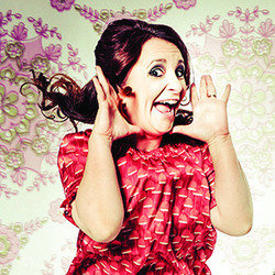 Lucy Porter - Northern Soul. Lucy Porter. Copyright: Associated London Films Limited / Extonation Productions Limited.