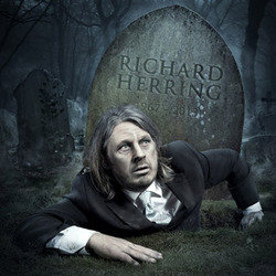 Richard Herring - We're All Going to Die!. Richard Herring. Copyright: Avalon Television.