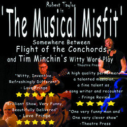 Robert Taylor is The Musical Misfit. Robert Taylor. Copyright: Eleven Film.