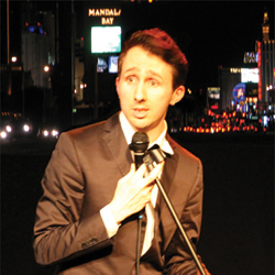 The Rat Pack Stand-up Comedy. Nathan Cassidy.