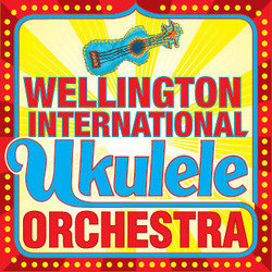 Wellington International Ukulele Orchestra. Copyright: Avalon Television.