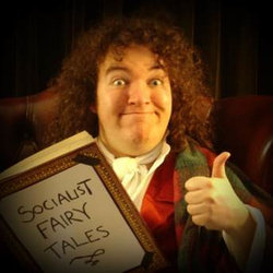 Will Seaward: Socialist Fairytales!. Will Seaward. Copyright: Little Britain Productions / BBC.