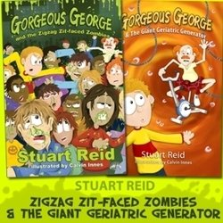 Zigzag Zit-faced Zombies and the Giant Geriatric Generator. Copyright: Conker Media.