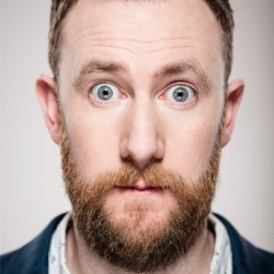 Alex Horne: The Percentage Game. Alex Horne. Copyright: Running Bare Pictures.