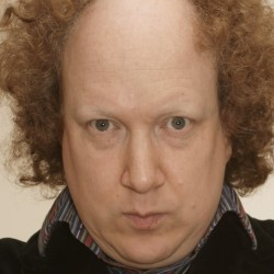 Andy Zaltzman: Satirist for Hire. Andy Zaltzman. Copyright: Bend It Films.