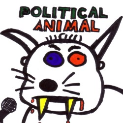 Political Animal - Scottishreferendogeddon 2014. Copyright: Kindle Entertainment.