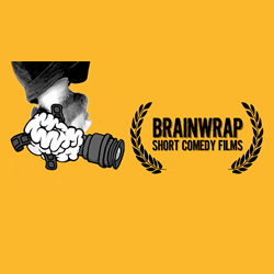 Brianwrap Short Comedy Films. Copyright: Clerkenwell Films.