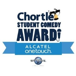 Chortle Student Comedy Awards Final. Copyright: BBC.