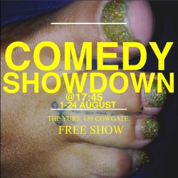 Comedy Showdown - Free. Copyright: Associated British Picture Corporation.