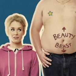 Lucy Beaumont: We Can Twerk It Out. Lucy Beaumont. Copyright: BBC.