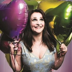 Lucy Porter: Me Time. Lucy Porter. Copyright: Red Production Company / Square Peg TV.