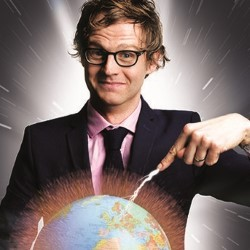 Mark Dolan Changes the World. Mark Dolan. Copyright: BBC / DEW Productions.