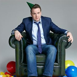 Matt Forde: The Political Party - Scottish Independence Special. Matt Forde.