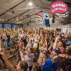 Morning Gloryville: Rave Your Way Into the Day!.