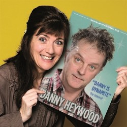 My Obsession. Image shows from L to R: Suki Webster, Paul Merton.