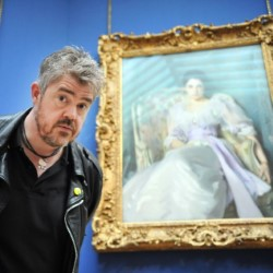 Phill Jupitus: Sketch Comic. Phill Jupitus. Copyright: ABC Television.