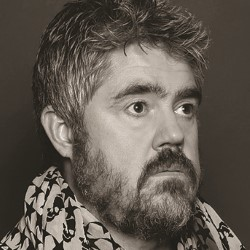 Phill Jupitus is Porky the Poet in Juplicity. Phill Jupitus. Copyright: Big Talk Productions.