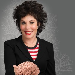 Ruby Wax: Sane New World. Ruby Wax. Copyright: Jackpot Productions.