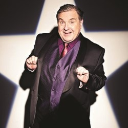 Russell Grant: Strictly Edinburgh. Russell Grant.