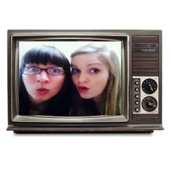 Hannah and Barri: Telly Box.