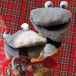 Scottish Falsetto Sock Puppet Theatre - And So Am I. Copyright: Zeppotron.
