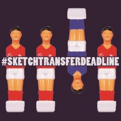 Sketch Transfer Deadline Day. Copyright: Lola Entertainment / Channel X.