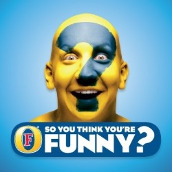 So You Think You're Funny?.