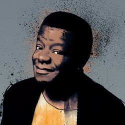 Stephen K Amos: Work in Progress. Stephen K Amos. Copyright: BBC.