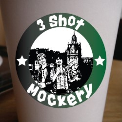 Three Shot Mockery. Copyright: Channel X / Lola Entertainment.