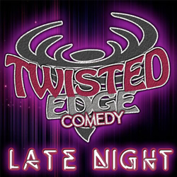 Twisted Edge Comedy: Late Night. Copyright: BBC.